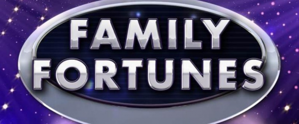 Family Fortunes logo
