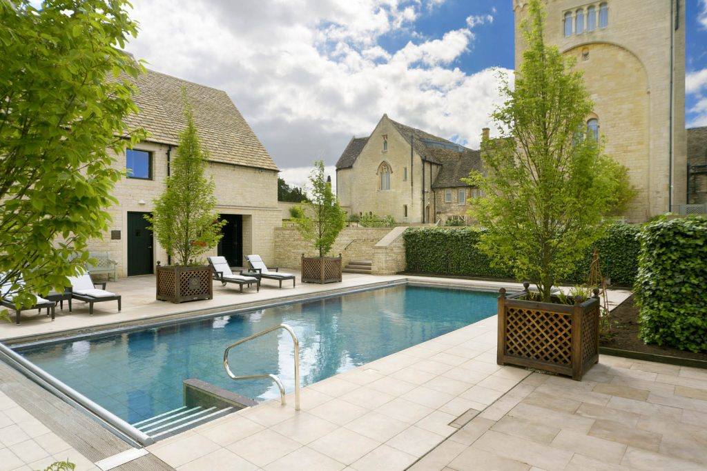 Countryside, luxury retreat and pool